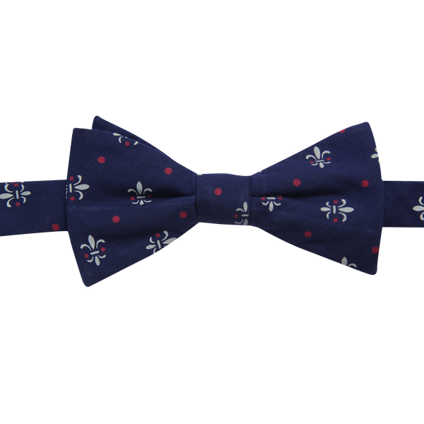 Fleur-De-Lis Bowtie - Barrel Down South