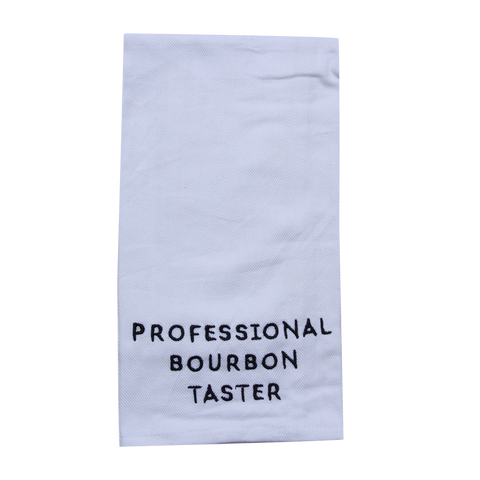 Professional Bourbon Taster Tea Towel - Barrel Down South
