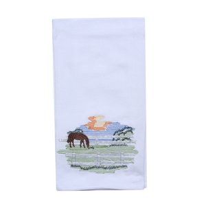 Bluegrass Tea Towel - Barrel Down South