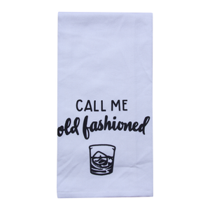 Old Fashioned Tea Towel - Barrel Down South