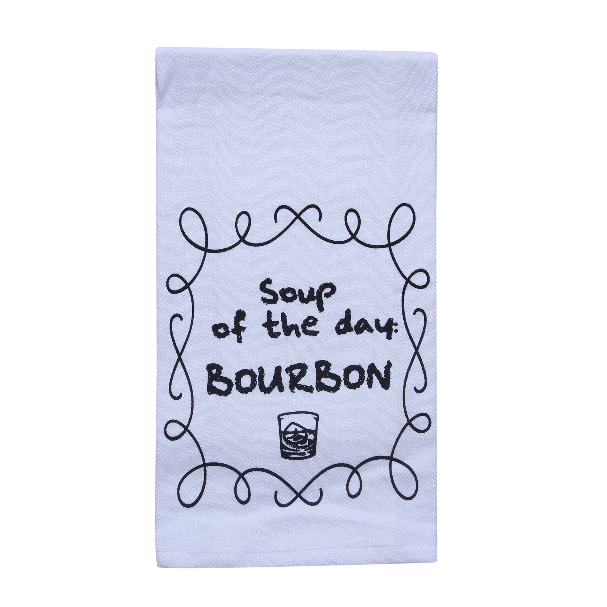 Soup of the Day Tea Towel - Barrel Down South