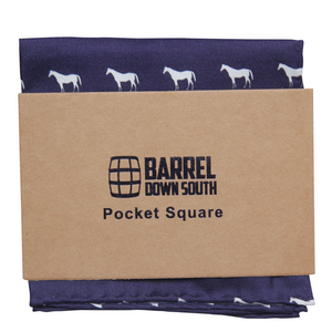 Winners Circle Pocket Square - Barrel Down South