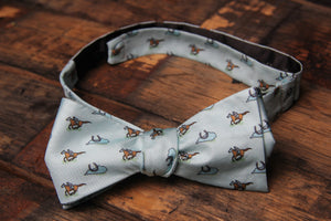 Raceday Bowtie - Barrel Down South