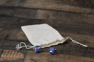KY Traditions Cufflinks - Barrel Down South
