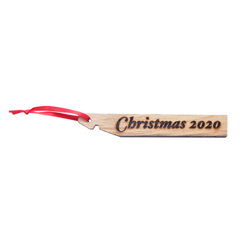 Christmas 2020 Ornament