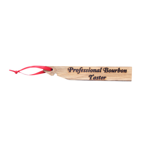 Professional Bourbon Taster Ornament