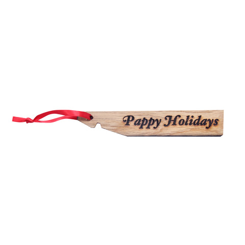 Pappy Holidays Ornament