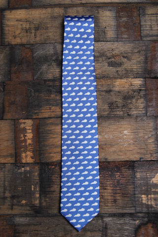 KY Blue Necktie - Barrel Down South