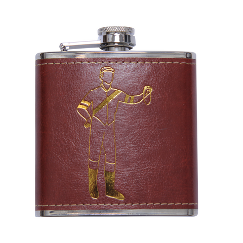 Jockey Flask - Barrel Down South