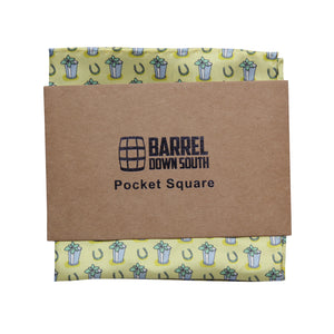 Julep Pocket Square - Barrel Down South