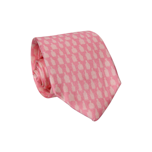 Bottled Up Pink Necktie - Barrel Down South