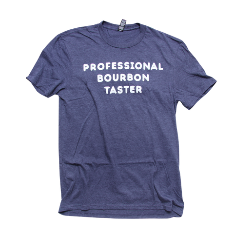 Professional Bourbon Taster T-Shirt - Barrel Down South