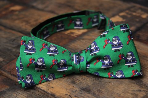 Naughty List Bowtie - Barrel Down South