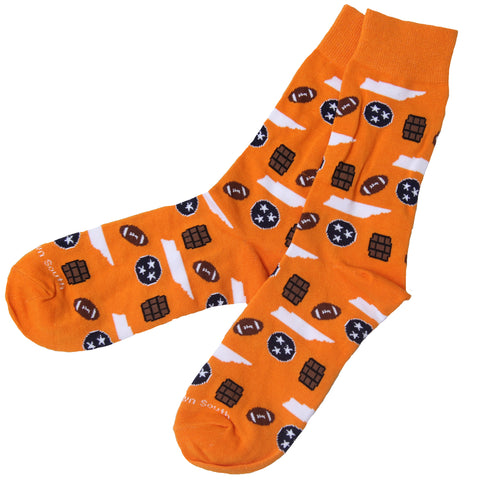 TN Traditions Socks - Barrel Down South