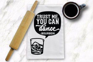 You Can Dance Tea Towel - Barrel Down South