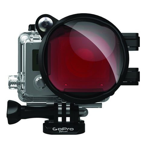 Hero4/3+/3 Aqua Series SwitchBlade 2.0 Filter (Dive House)