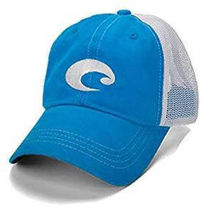 Costa Del Mar Mesh Hat, Blue