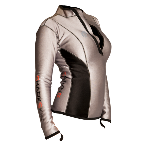 Sharkskin Chillproof Climate Control Long Sleeve - Womens