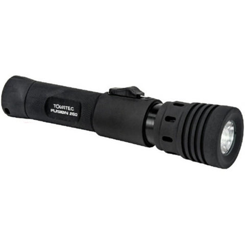 TOVATEC Fusion 260 Flashlight - Black
