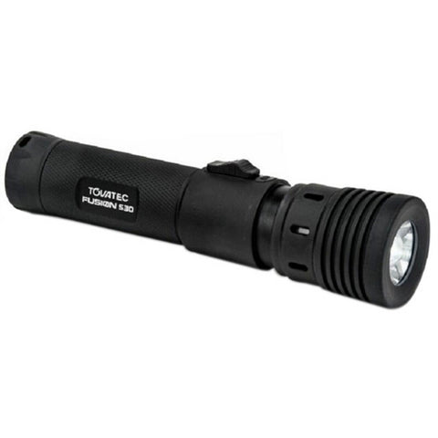 TOVATEC Fusion 530 Flashlight - Black