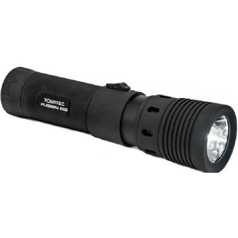 TOVATEC Fusion 1000 Flashlight - Black
