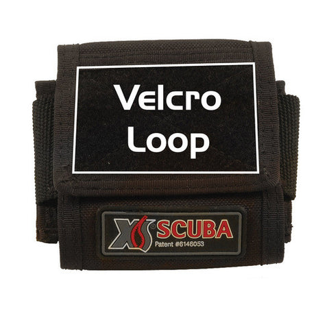 Single Weight Pocket with Velcro Front