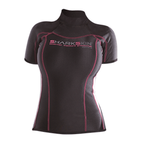 Sharkshin Chillproof Short Sleeve - Womens