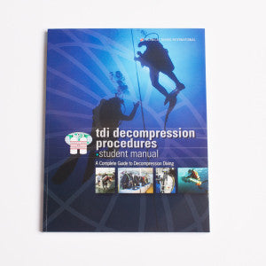 Decompression Procedures Manual with KQ