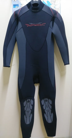 Akona Quantum Stretch 3mm Men's Wetsuit