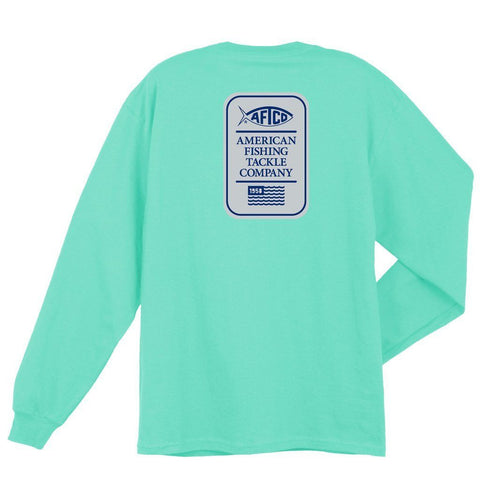 Big Boy Mens Long Sleeve Tee