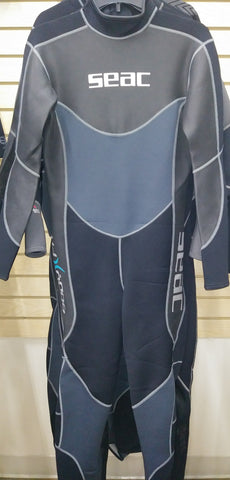 SEAC Body-Fit 1.5mm Men's Wetsuit