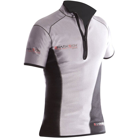 Sharkskin Chillproof Climate Control Short Sleeve - Mens