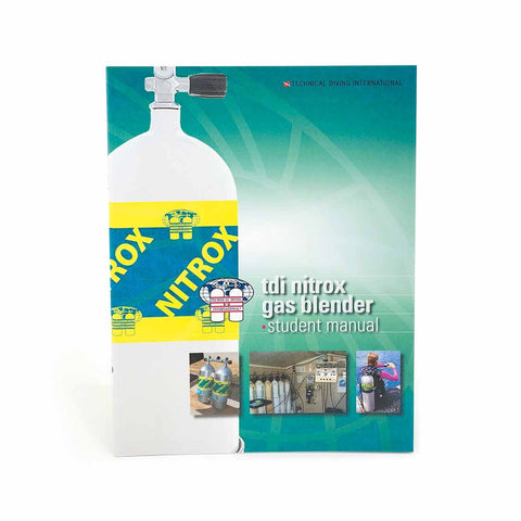 Nitrox Gas Blender Manual
