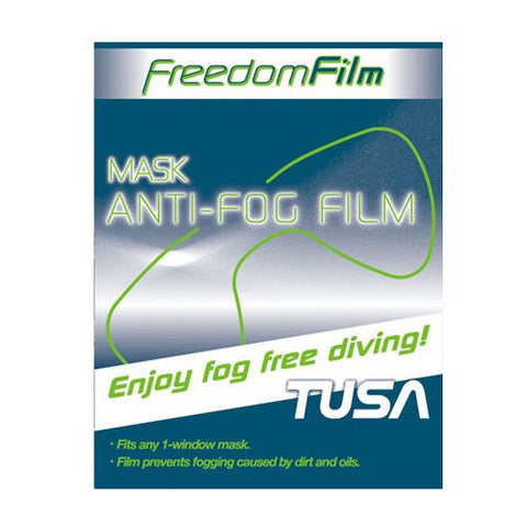 Anti-FOG Film for Double Lens Masks