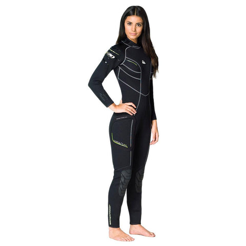 Tusa/Waterproof W30 2.5mm Female Wetsuit
