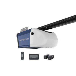 1/2 HP Chain drive garage door opener - Click and Done Garage Door Repair