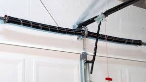 Conversion from Idrive or Torque Master tube to Conventional Torsion spring for single Car Garage door - Click and Done Garage Door Repair