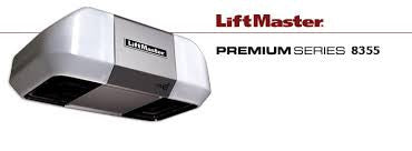 1/2 Hp Liftmaster 8355W  Garage door opener Wifi ready - Click and Done Garage Door Repair