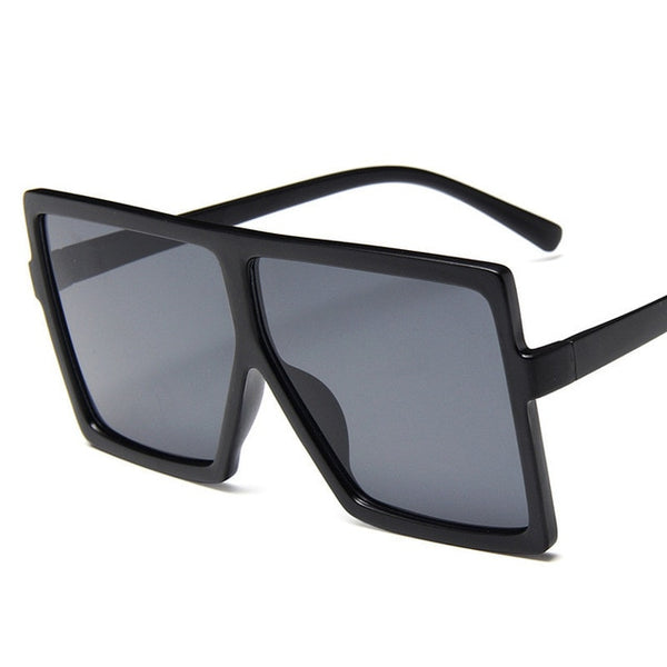 Oversized Women Sunglasses Square