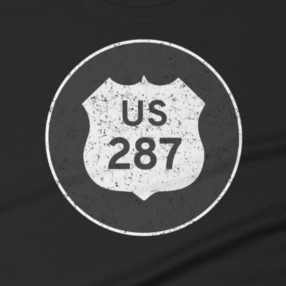 US 287 Women's T-Shirt