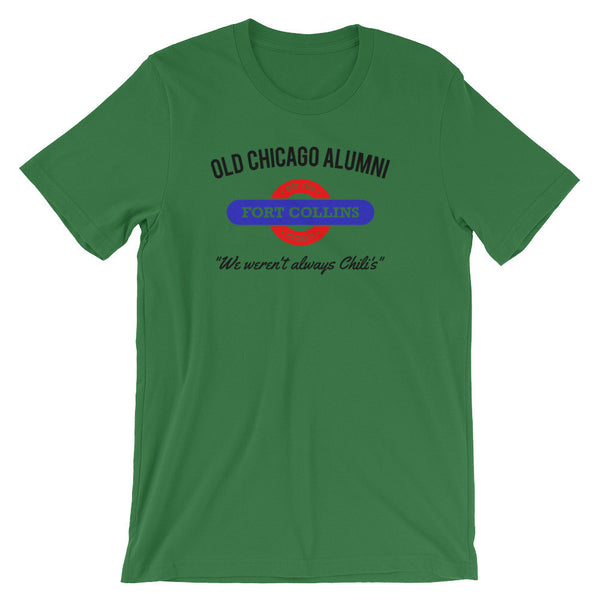 Old Chicago Alumni Tee - Fort Collins