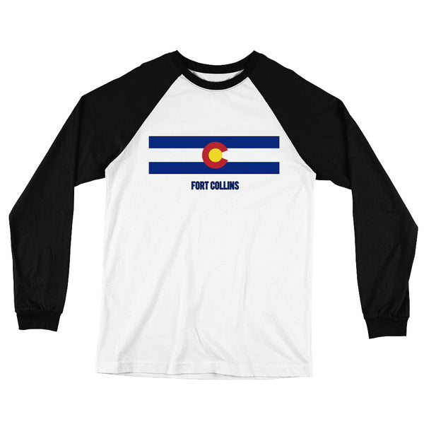 Colorado Long Sleeve Baseball T-Shirt