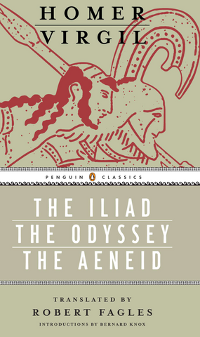 The Iliad, The Odyssey, and The Aeneid