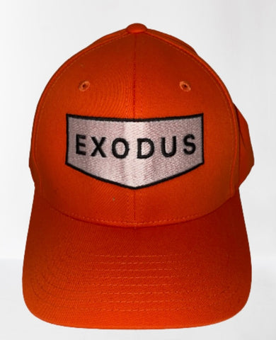 Embroidered Exodus Hat