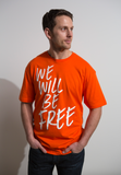We Will Be Free Tee