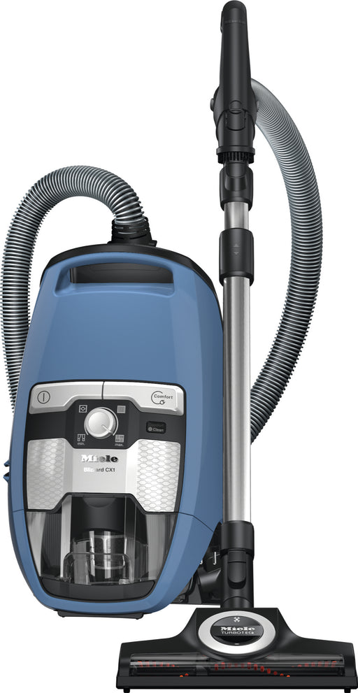 Miele CX1 Blizzard Turbo Team Bagless Canister Vacuum