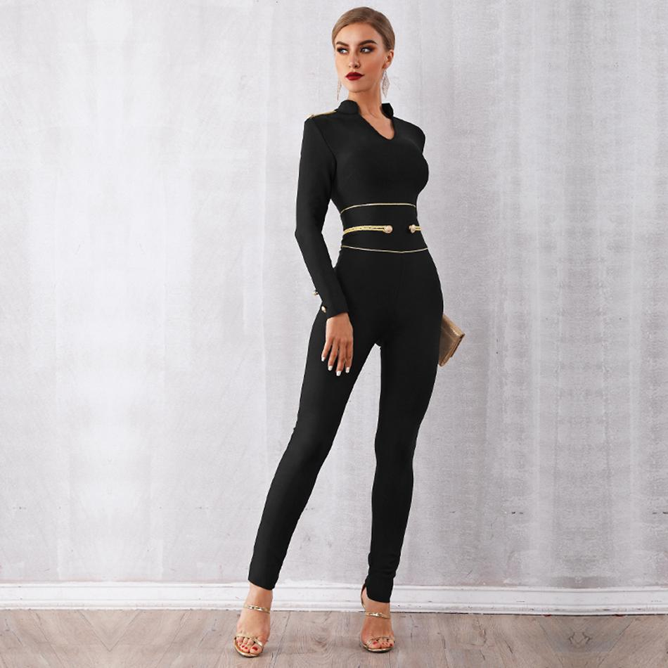 MIDNIGHT IN LONDON Jumpsuit 2019 - Girl About Town