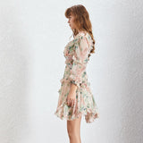 FLORAL IN MALIBU Dress 2019 - Girl About Town