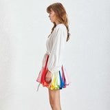 RAINBOWS IN L.A. Dress 2019 - Girl About Town