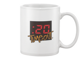 :20 Second Timeout Mug